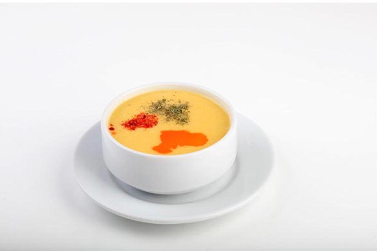 Süzme Mercimek Çorbası